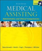 Medical Assisting - Administrative and Clinical Competencies with Student CD and Bind-In Olc Card