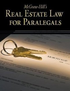 McGraw-Hill's Real Estate Law for Paralegals - Schaffer, Lisa Wietecki, Andrew