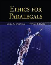 Ethics for Paralegals