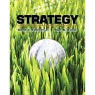 Strategy, 2008-2009 - Ketchen, David J., Jr.; Eisner, Alan B.; Dess, Gregory G.; Lumpkin, G. T.