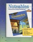 Geometry: Concepts and Applications, Noteables: Interactive Study Notebook with Foldables