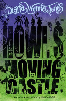 Howl's Moving Castle. Sophie im Schloss des Zauberers, englische Ausgabe - Jones, Diana Wynne / Stevens, Tim (Ill.)