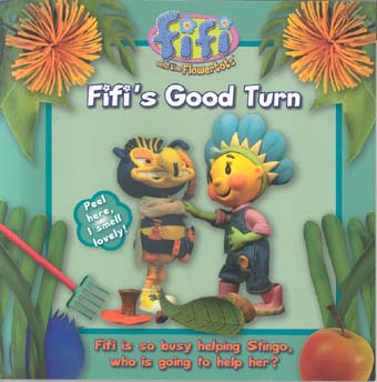 Fifi's Good Turn (Fifi And The Flowertots) - Chapman, Keith
