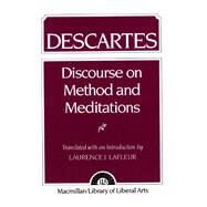 Descartes Discourse On Method and the Meditations - Lafleur, Laurence J.