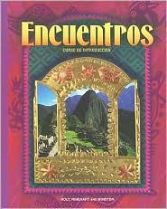 Holt Encuentros: CURSO DE INTRO Grade 6 1997