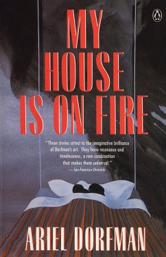 My House Is on Fire - Dorfman, Ariel