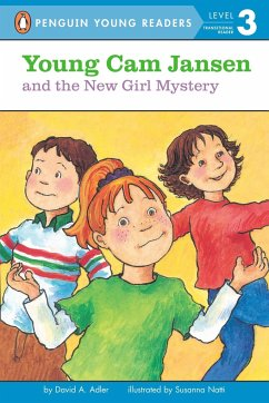 Young Cam Jansen and the New Girl Mystery - Adler, David A.
