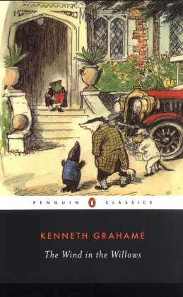 Penguin Classics: The Wind in the Willows - Grahame, Kenneth / Avery, Gillian
