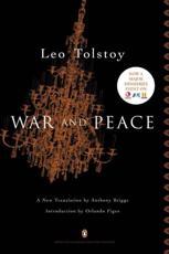War and Peace - Leo Tolstoy (author), Antony Briggs (translator), Orlando Figes (introduction)