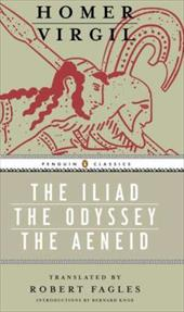 Iliad, Odyssey, and Aeneid Box Set - Virgil / Homer / Fagles, Robert