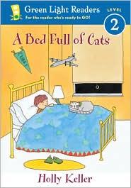 A Bed Full of Cats - Holly Keller