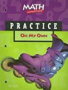 Math Advantage on My Own Practice Workbook