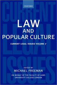 Law and Popular Culture 2004 - Michael Freeman