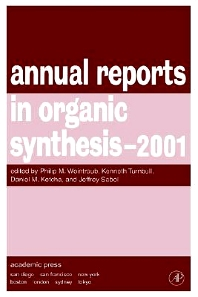 Annual Reports in Organic Synthesis 2001