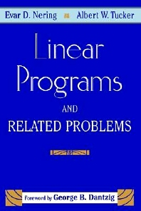 Linear Programs & Related Problems