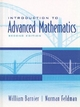 Introduction to Advanced Mathematics - William J. Barnier; Norman Feldman
