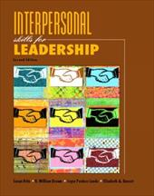Interpersonal Skills for Leadership - Fritz, Susan M. / Lunde, Joyce Povlacs / Brown, William