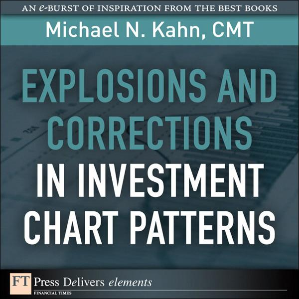 Explosions and Corrections in Investment Chart Patterns als eBook von Michael N. Kahn CMT - Pearson Technology Group