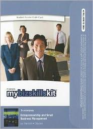 MyBizSkillsKit -- Valuepack Access Card -- for Entrepreneurship and Small Business Management - Steve Mariotti, Caroline Glackin