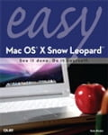 Easy Mac OS X Snow Leopard - Kate Binder