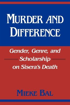 Murder and Difference - Bal, Mieke