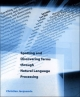 Spotting and Discovering Terms Through Natural Language Processing - Christian Jacquemin