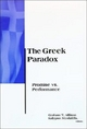 Greek Paradox - Graham T. Allison; Kalypso Nicolaidis
