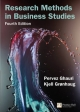 Research Methods in Business Studies - Pervez Ghauri; Kjell Gronhaug