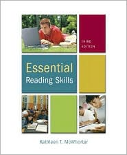 Essential Reading Skills (with MyReadingLab Student Access Code Card) - Kathleen T. McWhorter
