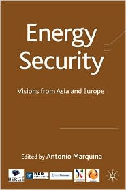 Energy Security: Visions from Asia and Europe - Antonio Marquina (Editor)