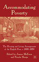 Accommodating Poverty - Joanne McEwan; Pamela Sharpe