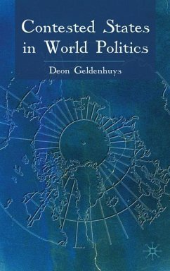 Contested States in World Politics - Geldenhuys, D.