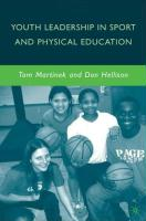 Youth Leadership in Sport and Physical Education