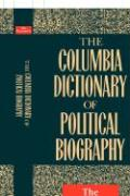 The Columbia Dictionary of Political Biography: The Economist