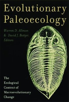 Evolutionary Paleoecology - Allmon, Warren / Bottjer, David J. (eds.)