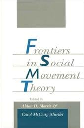 Frontiers in Social Movement Theory - Morris, Aldon D. / Mueller, Carol McClurg