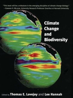 Climate Change and Biodiversity - Herausgeber: Lovejoy, Thomas E. Hannah, Lee