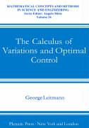 The Calculus of Variations and Optimal Control