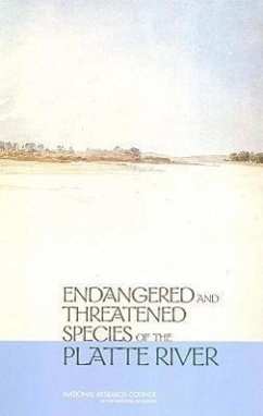 Endangered and Threatened Species of the Platte River - National Research Council Division on Earth and Life Studies Water Science and Technology Board