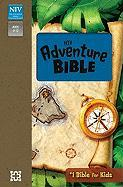 Adventure Bible-NIV: #1 Bible for Kids