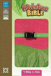 Adventure Bible-NIV-Clip Closure - Zondervan Bibles
