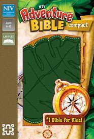 Adventure Bible, NIV Compact - Zondervan