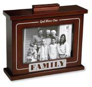 Family Photo Box Frame