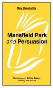 Mansfield Park and Persuasion - Simons, Judy