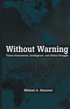 Without Warning - Alexseev, Mikhail A.
