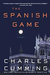 The Spanish Game - Cumming, Charles