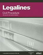Legalines Civil Procedure: For Use with the Hazard Casebook