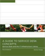 A Guide to Service Desk Concepts: Service Desk and the IT Infrastructure Library - Donna Knapp