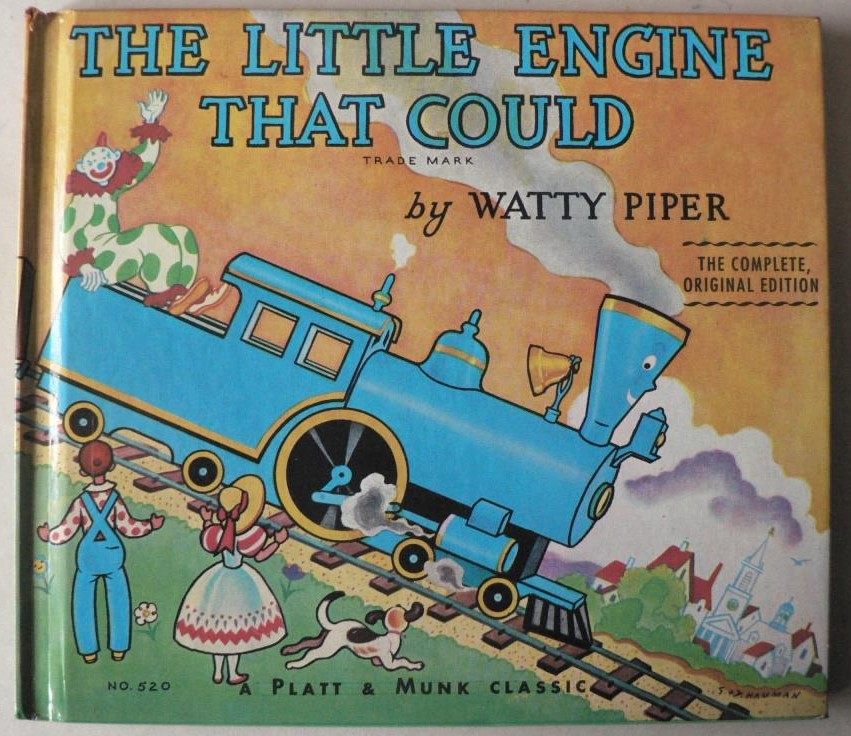 The Little Engine That Could (The complete original edition) - Watty Piper/George & Doris Hauman (Illustr.)