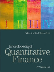 Encyclopedia of Quantitative Finance - John Wiley & Sons, Incorporated
